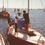 NEW HORIZONS 4 Taken at Geelong Regatta – 1978 or 1979