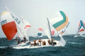 Ian in a spot of rather exciting bother at the Sydney Worlds