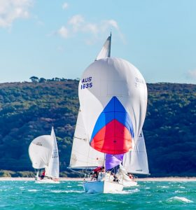 Downwinds are getting fresh to exhilarating in the short course format