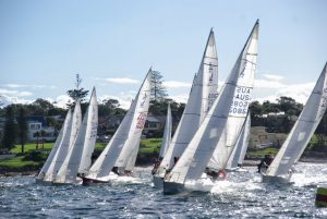 Cronulla short course racing !