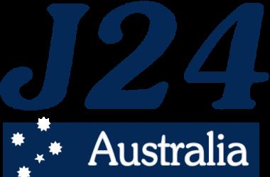 J24 Australia logo