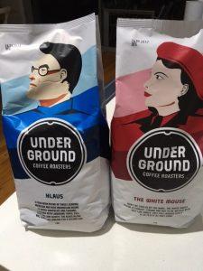 Gosford J24 Regatta 2017 prizes - Underground coffee beans