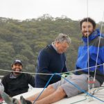 Happy crew... | Doyle MacDiarmid Sails J24 NSW States 2017