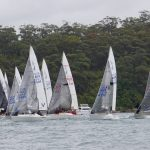 Start Lines... | Doyle MacDiarmid Sails J24 NSW States 2017