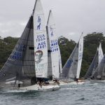 Doyle MacDiarmid Sails J24 NSW States 2017